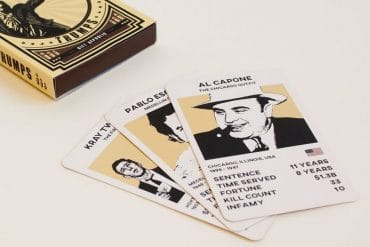 Gioco di carte Trumps Gangster