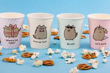 Set da compleanno Pusheen Cat