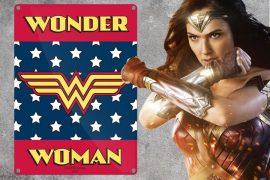Targa Wonder Woman