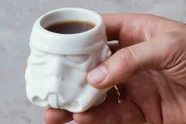 Tazzine da caffè Stormtrooper