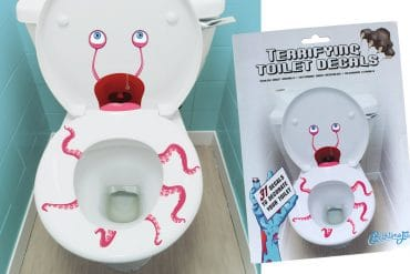 Adesivi Horror per WC