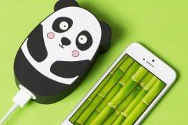 Batteria portatile Panda
