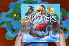 Recensione Explorers of the North Sea