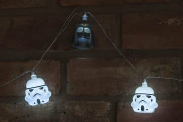 Luminarie Imperiali di Star Wars