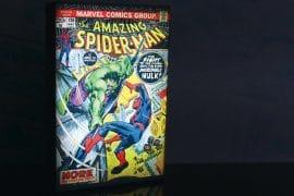 Luminart Spider-Man VS Hulk