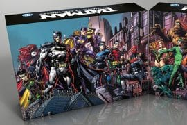 Anteprima Batman: Gotham City Chronicles