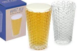 Bicchiere da birra Pluriball