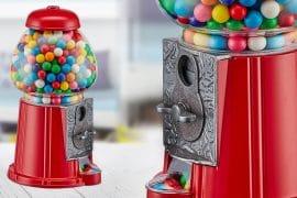 Distributore di caramelle retro