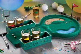 Mini golf alcolico