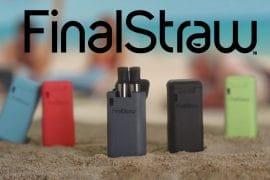 FinalStraw, la cannuccia tascabile