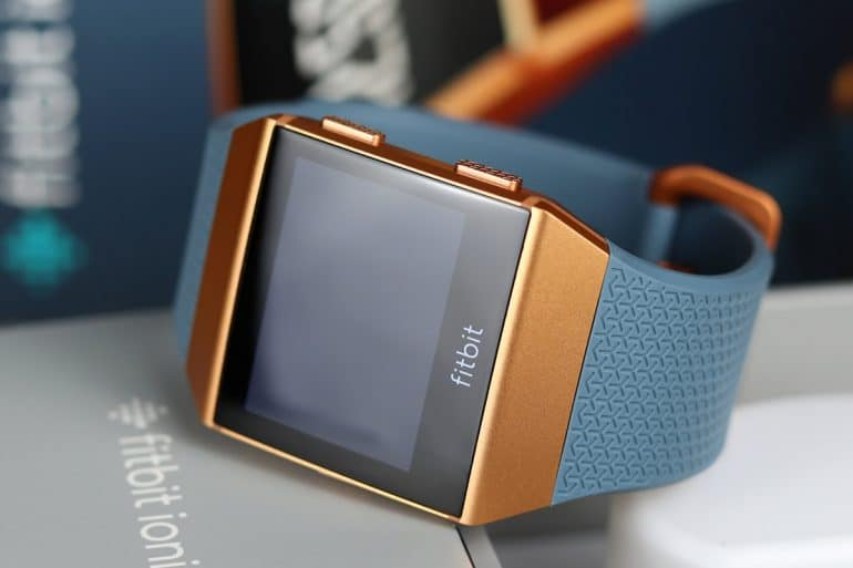 Collegare Fitbit per iPhone
