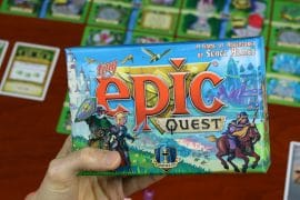Recensione Tiny Epic Quest