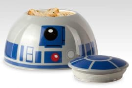 Biscottiera R2-D2 a cupola