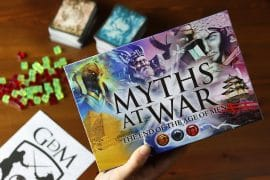 Recensione Myths at War