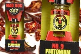 Plutonium, la salsa più piccante del mondo