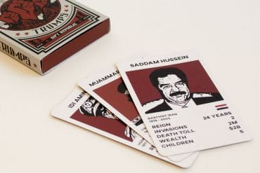 Gioco di carte Dittatori