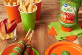 Green Slime Ketchup