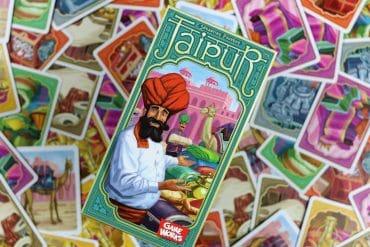 Recensione Jaipur