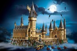 Castello di Hogwarts LEGO Harry Potter
