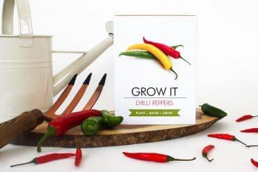 Kit per amanti del peperoncino