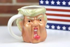 Mug Donald Trump