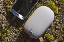 Sasso batteria portatile