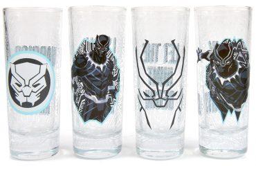 Bicchierini Black Panther