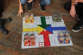 Giochi alcolici giganti