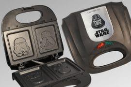 Piastra per toast Imperiali di Star Wars