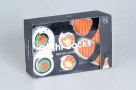 Set da regalo Calze Sushi