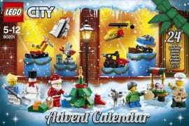 Calendario dell'avvento LEGO 2018