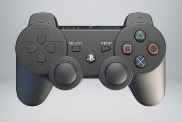 Controller PlayStation antistress