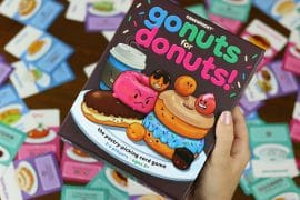 Recensione Go Nuts for Donuts