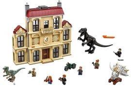 LEGO Jurassic World Attacco dell'Indoraptor
