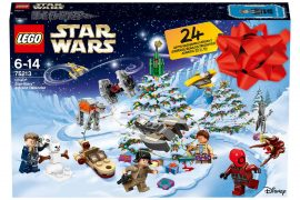 Calendario dell'avvento LEGO Star Wars 2018