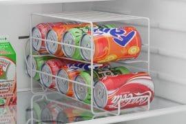 Distributore di lattine da frigo