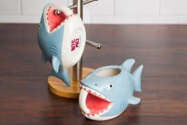 Tazza squalo 3D