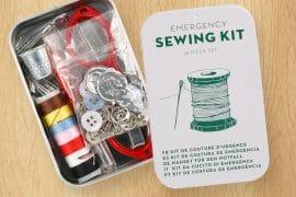 Kit da cucito di emergenza