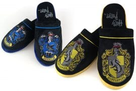Pantofole Corvonero e Tassorosso