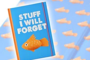 Agenda memoria da pesce rosso
