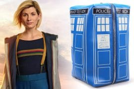 Beauty case TARDIS