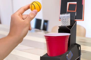 Gioco alcolico Basket