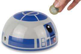 Salvadanaio R2-D2 a cupola