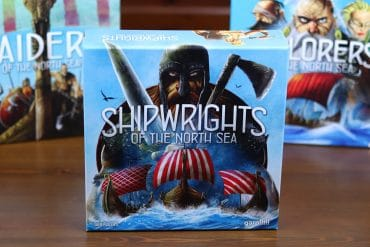 Recensione Shipwrights of the North Sea
