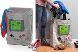 Cesto per biancheria Game Boy