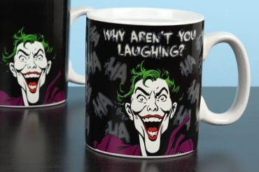 Tazza termosensibile di Joker