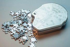 Puzzle Millennium Falcon