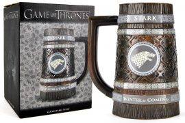 Boccale Game of Thrones Stark