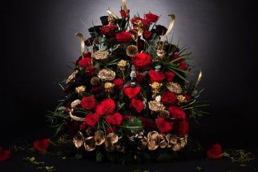 Bouquet di rose più costoso al mondo