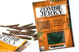 Carne secca zombie